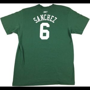 New W/Tags Reebok NFL New York Jets Mark Sanchez